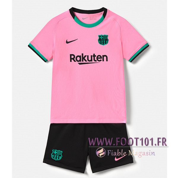 Maillot de Foot FC Barcelone Enfant Third 2020/2021