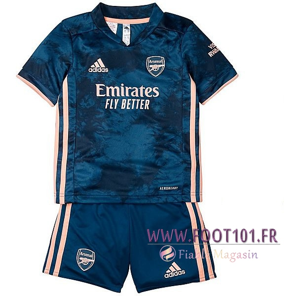 Maillot de Foot Arsenal Enfant Third 2020/2021