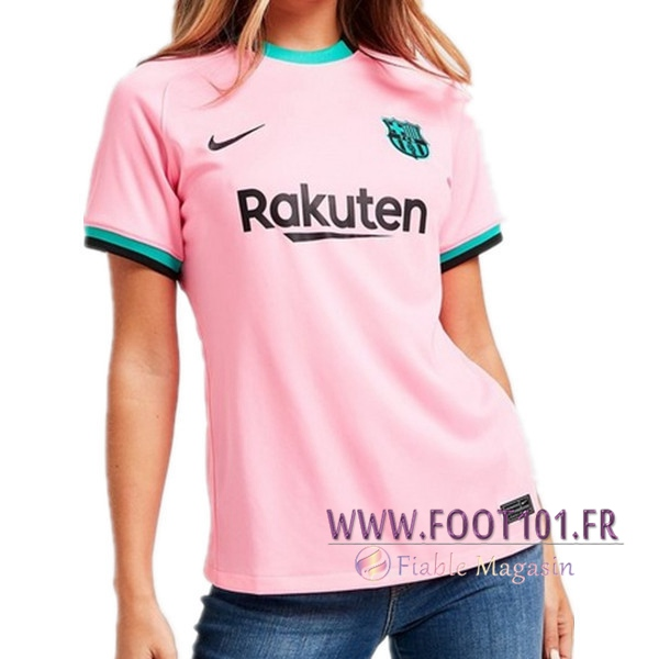 Maillot Foot FC Barcelone Femme Third 2020 2021